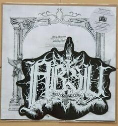 Absu - Hall Of The Masters Shape Picture 7 Vinyl Ltd To 500 Neu Sold Out And Rar