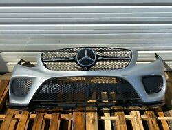 Complete 2016-2018 Mercedes-benz G43 Amg Gle-class Oem Front Bumper Cover 16-18