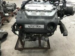 Motor Engine 3.5l Vin 3 6th Digit Automatic Fits 09-10 Accord 94883