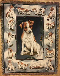 Blanket Beagle Dog themed Tapestry 50 Inches X 66 Inches