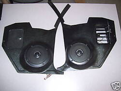 68 69 70 71 72 Kick Panels With Speakers Gm A Body New