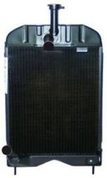 New Mf Radiator Fits 230 245 And 20c 539919m91