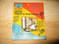 Nos Elgin Sears Ignition Tune Up Kit 25,30,35hp 1955-58