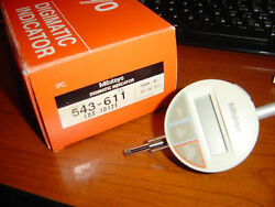 Mitutoyo Digamatic Indicator 0.0005 1/2 Travel New Shop
