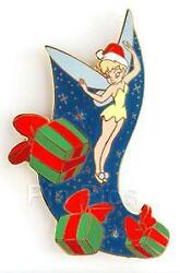 Disney Auctions Christmas Presents Tinker Bell Le Pin