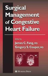 Surgical Management Of Congestive Heart Failure English Paperback Book Free Sh