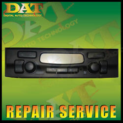 2001 01 TOYOTA 4 RUNNER LIMITED DIGITAL AC CLIMATE CONTROL  REPAIR