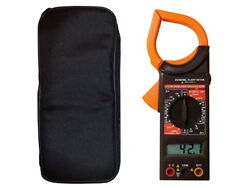 Low Cost Clamp On Multimeter Dcm266l