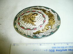 Western Buckle Crumrine Silver Smiths And Jewelers