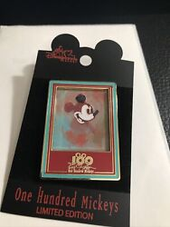 Disney Dlr One Hundred Mickeys Pin Series Mm 063 Hotel Co Eric Robison Pin