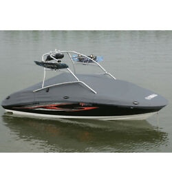 Yamaha Sport Jet Boat New Oem Cover 210 Series W/ Tower Charcoal Mar-210mc-tw-ch