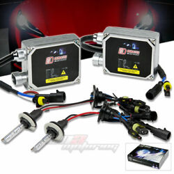 DT H11 4300 XENON HID LOW BEAM LIGHT HEADLIGHT BULBS+BALLAST KIT GMC CADILLAC