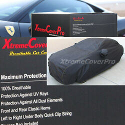2013 Volvo S60 Breathable Car Cover W/mirrorpocket