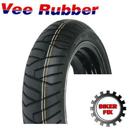 Vee Rubber Tyre 120/70-12 60p Tl Vrm119 Cpi Scooter Formula 50 Front