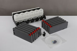 Bulk Ink Supply System For Mimaki, Roland, Mutoh Without Chip Solutionvertical