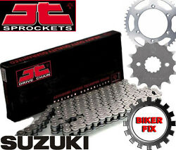 X-ring Chain And And Sprocket Set Fits Suzuki Gsf1200 Bandit Tvwxyk1-k5 95-05