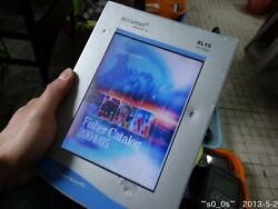 Touch Screen Damage For Get Parts Fisher Scientific Accumet Excel Xl15 Ph Meter