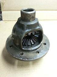 Jeep Willys Mb Gpw Differential Carrier Assembly W/ Spider Gears Nos A-788 G503