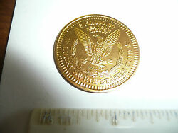 Vintage Token/slug = Readers Digest 150,000.00 Lucky Sweepstakes Coin