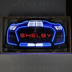 Impala Neon Sign In Steel Can 60 Inches 1959 Chevy Chevrolet Ss Sport Coupe