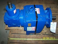 Chalmers And Kubeck Large Gearbox Reducer 7.5.1 Ratio