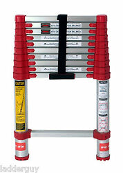 760p Xtend And Climb 10.5' Telescoping Extension Ladder Extend And Brand New