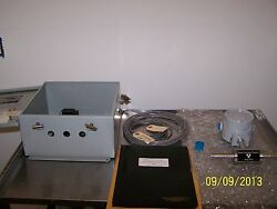 Thermal Instruments 600-9 Flow Meter 600-9 And Control Panel And Manual 10 Gpm 3/4