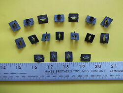 Vintage 1962 And Earlier All General Motors Cars Glass Run Channel Fastener