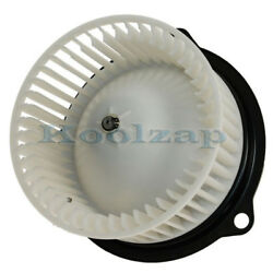 For 88-91 Prelude And 90-93 Integra Heater Hvac A/c Blower Motor Assembly Fan Cage
