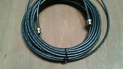 Belden 1505a Rg-59 Hdtv Sdi/hd Video 4.5 Ghz Bnc Male To Bnc Male Cable 300ft