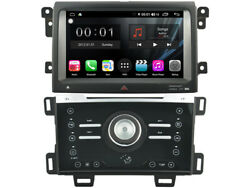 S300 9 Android 9.0 Car Dvd Radio Gps Stereo Head Unit For Ford Edge 2013 2014