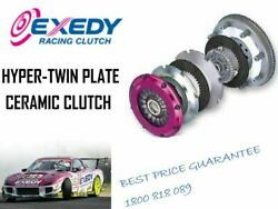 EXEDY RACING Clutch Kit HOLDEN COMMODORE VE L98 6.0 V8 TWIN PLATE HYPER