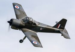 Percival Provost Trainer Attack Aircraft Wood Model Replica Large Free Shipping
