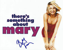 There's Something About Mary Bobby Farrelly Signed 8x10 Photo Mh3 Coa