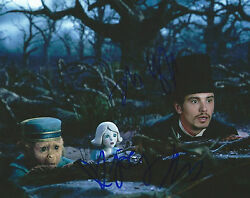 Oz The Great And Powerful Joey King And Zach Braff Signed 8x10 Photo Mh3 Coa