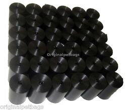 1000 Unscented Black Poop Bag Dog Waste Pick Up Clean Bags Core Made In Usa