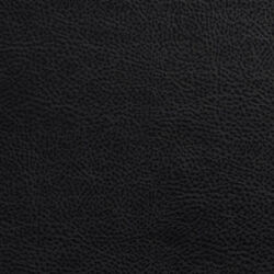 G546 Black Upholstery Grade Recycled Leather Bonded Leather By The Yard