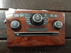 2012 CHRYSLER 300 AC SELECTOR SWITCH CLIMATE CONTROL 1VH35AAAAB