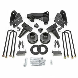 Rugged Off Road 3.5 Lift Kit For 11-16 Ford F250/f350 4wd W/ 1pc Driveshaft