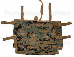 Usmc Ilbe Marpat Radio Pouch Utility Pouch Gen 2 Tan Straps To Main Pack Exc