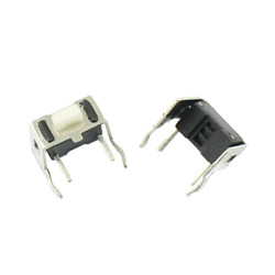 1000pcs Momentary Tactile Tact Push Button Switch Right Angle 2 Pin 3x6x4.3mm