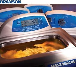 Branson M8800 5.5 Gal. Benchtop Ultrasonic Cleaner W/mech.timer Cpx-952-816r