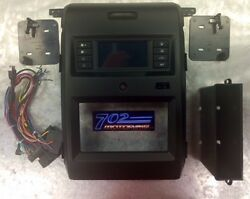2013 + UP F-150 RADIO STEREO MOUNT INSTALL  DASH KIT LCD TOUCH SCOSCHE FD6206B