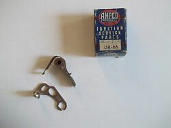 1941-47 Chevy Contact Point Set P/nand039s Dr-66 And Delco D-110 New Old Reproduction