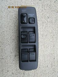 92 - 96 TOYOTA CAMRY 4D SEDAN DRIVER LEFT SIDE MASTER POWER WINDOW SWITCH