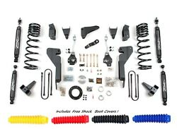 Zone Suspension 8and039and039 Lift Kit 4x4 Top Rated M/usa For 2008 Dodge Ram 1500 Megacab