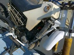 Frame Chassis For Husqvarna Wr240 Wr 240 Lc 1986 86