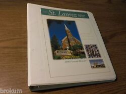 St Lorenz Lutheran Church Frankenmuth Mi 2000 Pictorial Directory 2006-7 Members