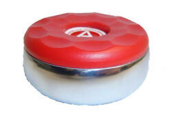 American Shuffleboard Table Replacement Puck - 2-5/16 - Red