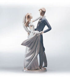 Lladro Porcelain I Love You Truly 01001528